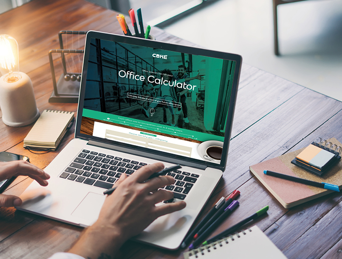 CBRE Luxembourg lance Office Calculator