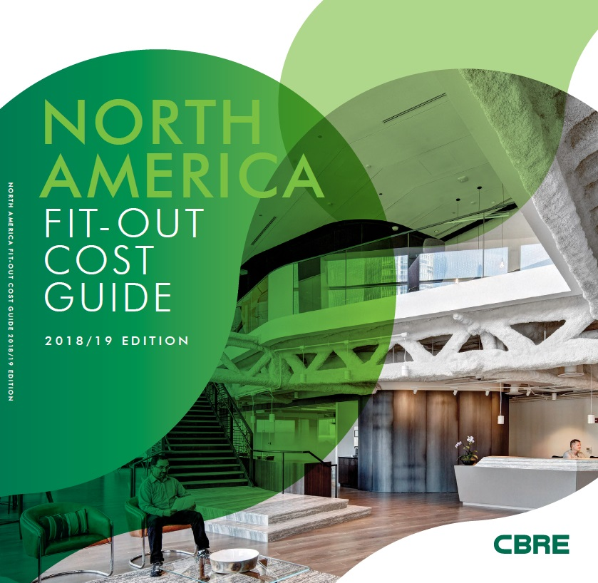 North America Fit Out Cost Guide 2018/19
